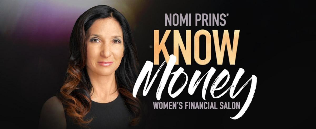 Nomi Prins' Know Money